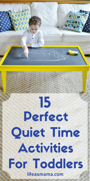 15 Perfect Quiet Time Activities For Toddlers Quiet Time