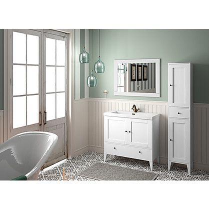 Mobili bagno decape excellent arredo bagno cm finitura avorio decap con vetrine with mobili - Mobili bagno decape ...
