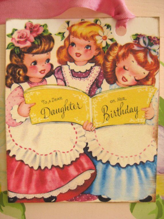 I Love This Card Makes Me Think Of Grandmas Paper Dolls 3