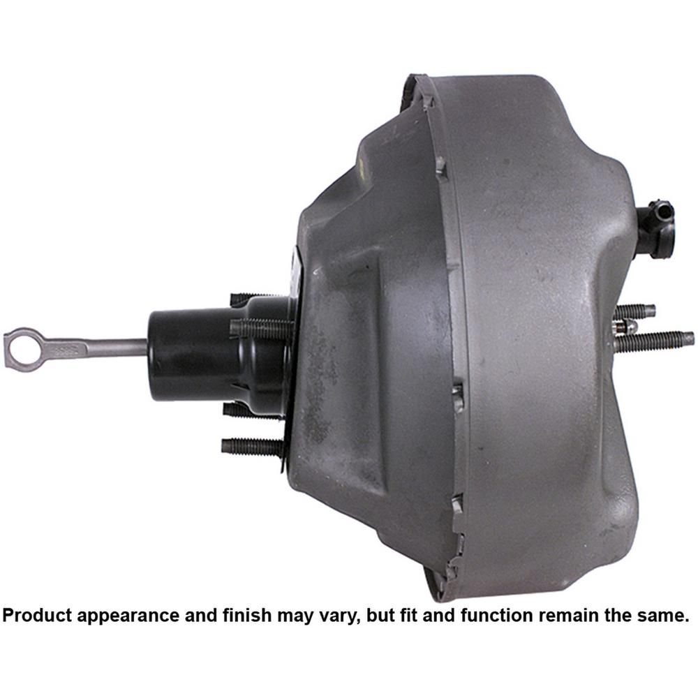 hight resolution of a1 cardone remanufactured vacuum power brake booster w o master cylinder fits 1984 1988 ford bronco f 150 f 250 f 200