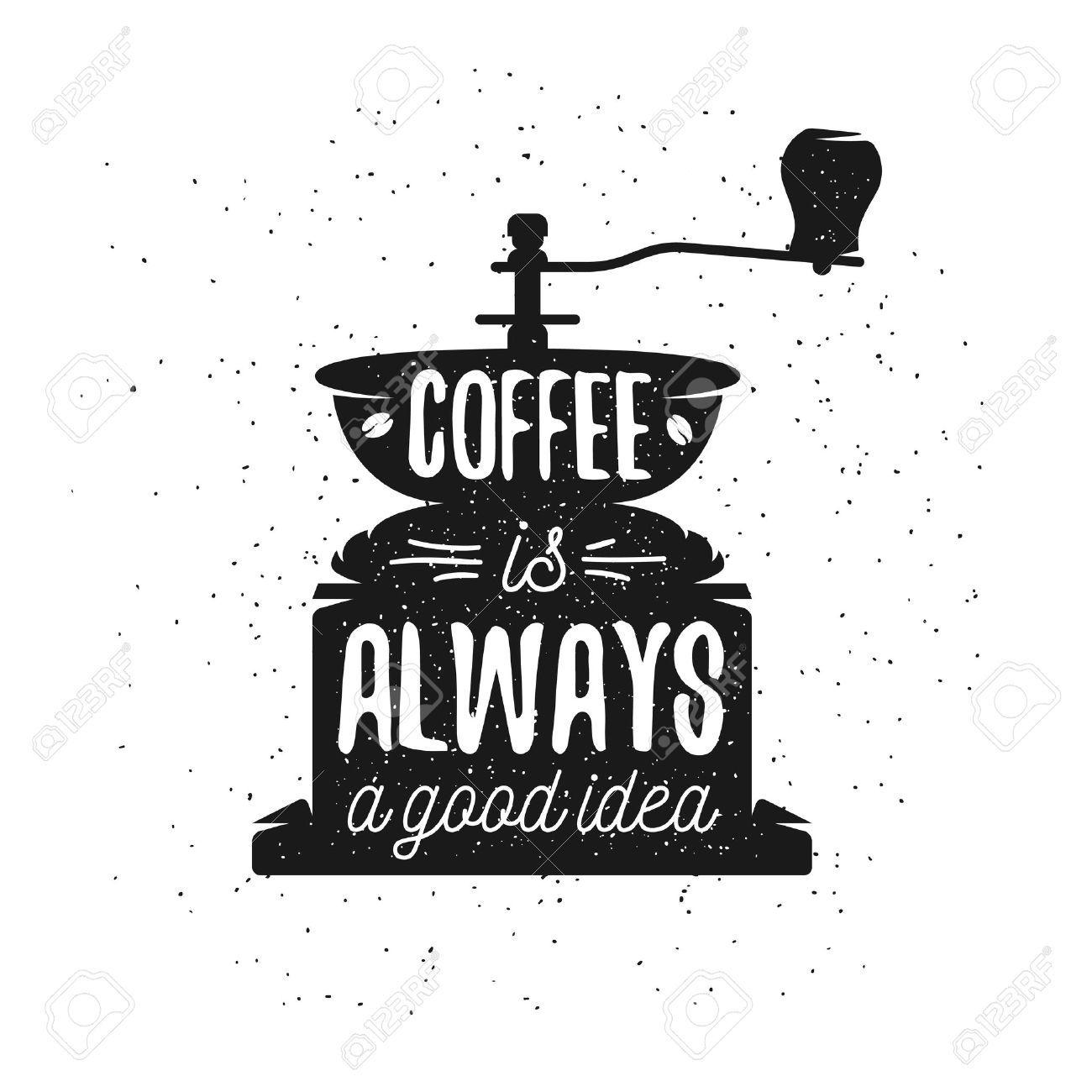 Image result for coffee shop logo maker Cartaz de café
