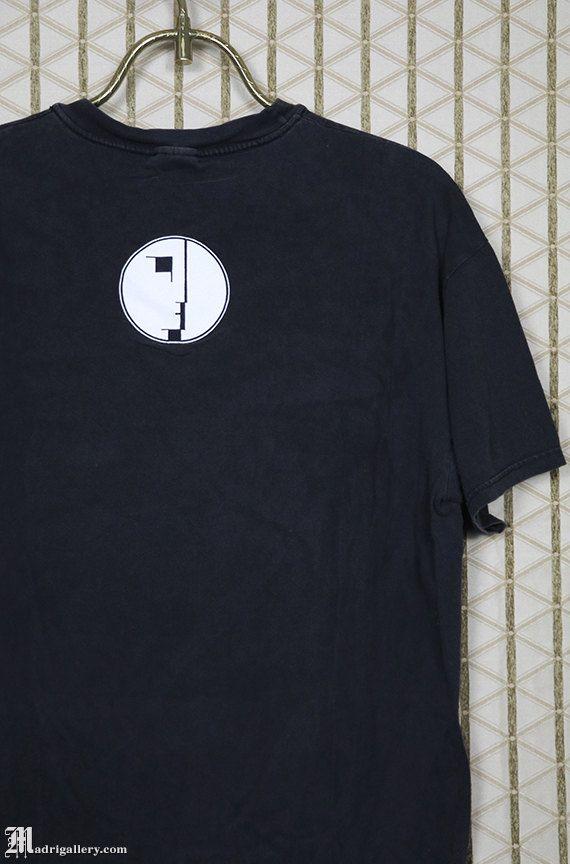 Bauhaus Vintage Rare T Shirt Press Eject And By Madrigallerydotcom