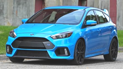 2019 Ford Fiesta RS Review, 2019 ford fiesta rs price, 2019 ford ...