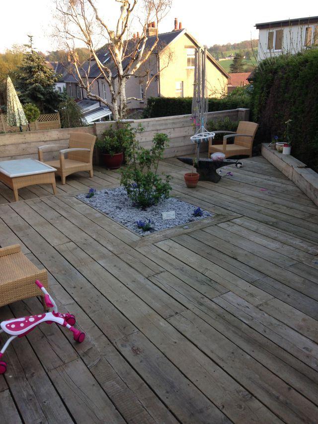 1e0f87f6b86dba366214b2ef3ea7e4fe Jpg 640 853 Pixels Deck Garden Patio Garden Bedding