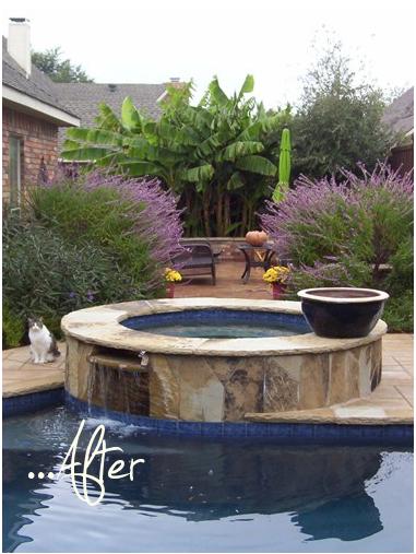 Flowers | Hot tub garden, Hot tub backyard, Hot tub designs
