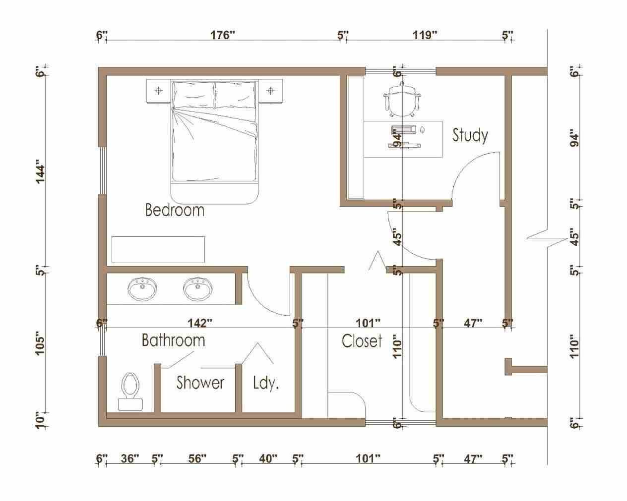 Luxury Master Bedroom Suite Floor Plans Master Bedroom Plans