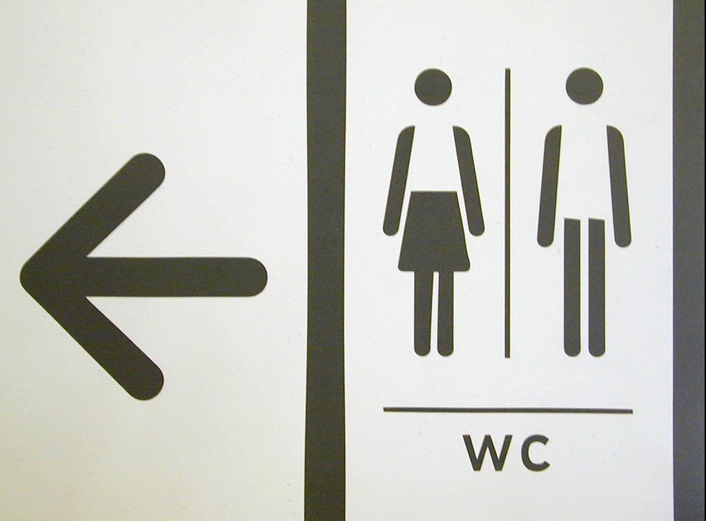 Toilet Signage Signaletique Toilettes