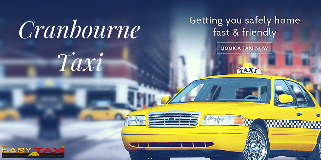 Getting you safely home fast & friendly with Cranbourne