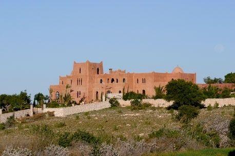 Le jardin des douars essaouira marrakech morocco - Les jardins de villa maroc essaouira ...