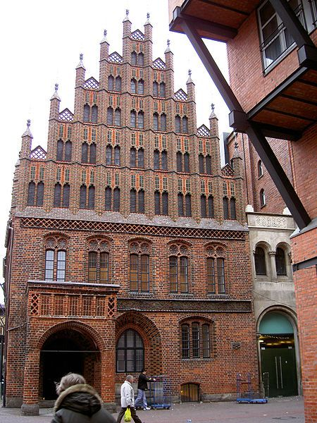 File Hannover Altstadt Altes Rathaus Jpg Wikimedia Commons Building Germany Travel Architecture Building