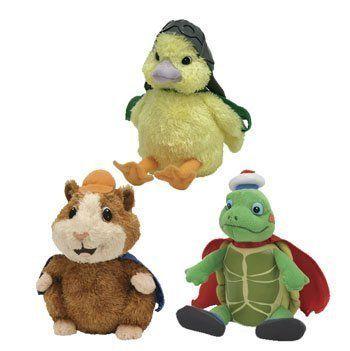Ty Wonderpets Trio Kit Turtle Tuck Linny Ming Ming By Ty Http Www Amazon Com Dp B003h4r2m0 Ref Cm Sw R Pi Dp 27q Wonder Pets Baby Beanie Kids Toy Store