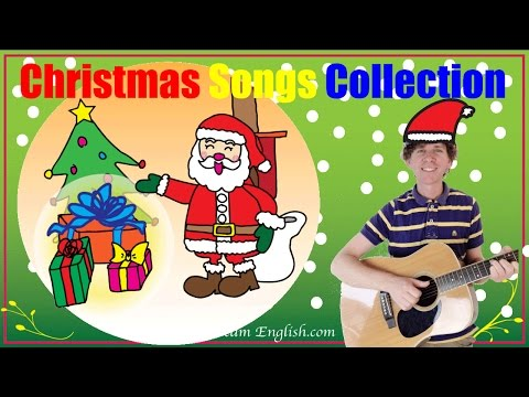 Christmas Song Collection 6 Songs Dream English Kids