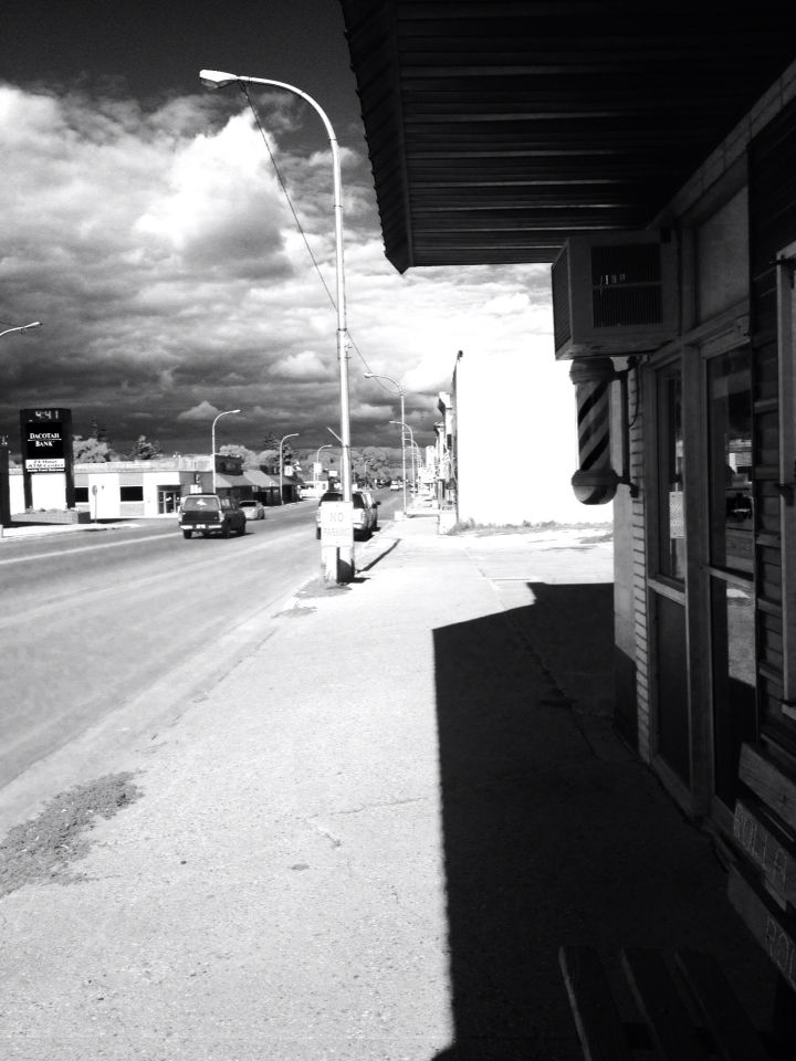Downtown Rolla, ND