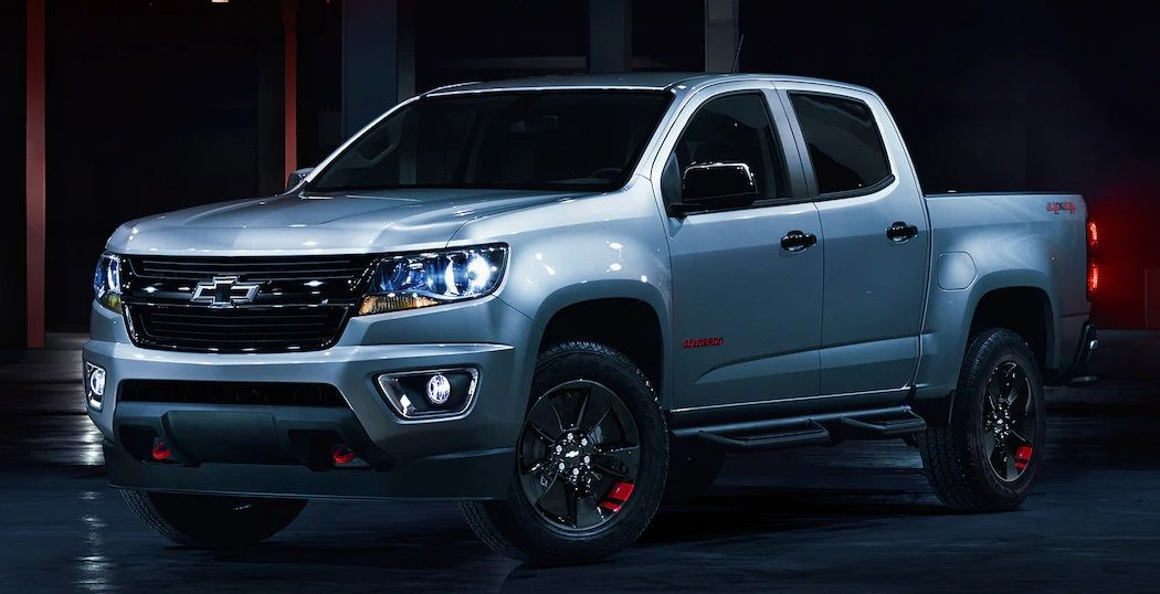 2018 Chevy Colorado For Sale With Best Offer At