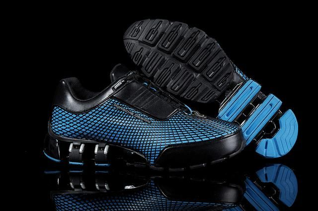 reputable site 91020 10b4c Shoes Black Bounce Trainers Porsche Blue S6 Running Design Adidas qZ7BzFnw