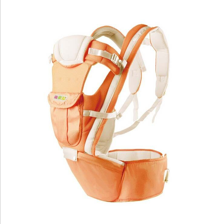 Baby Carriers Sling and Hipseat 2 in 1