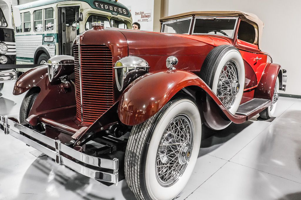 It\'s Classic Car Mania at the AACA Museum Hershey, PA | Museums and Cars