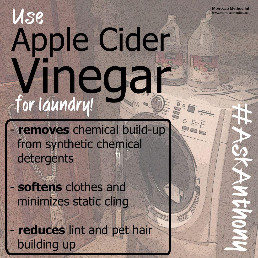 Apple Cider Vinegar For Laundry Vinegar In Laundry Apple Cider
