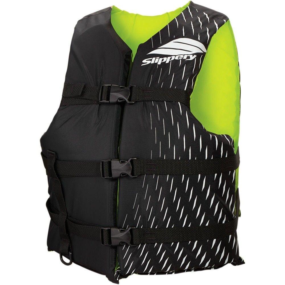 1c3dab045b89 Slippery Impulse Nylon Mens Water Sports Jetski Floatation Vests ...