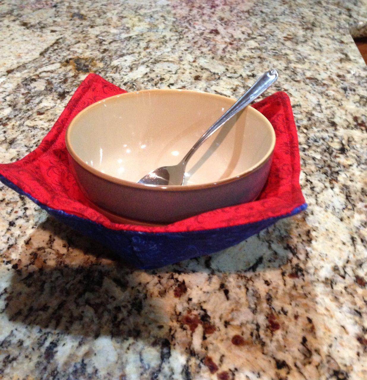 Bowl Pot Holder: Hot - Cold Bowl Pot Holder