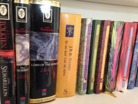 Tolkien en Harry Potter