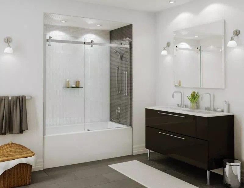 Bathroom Remodel Image By Quinn Cassidy Tub Doors Bathtub Doors