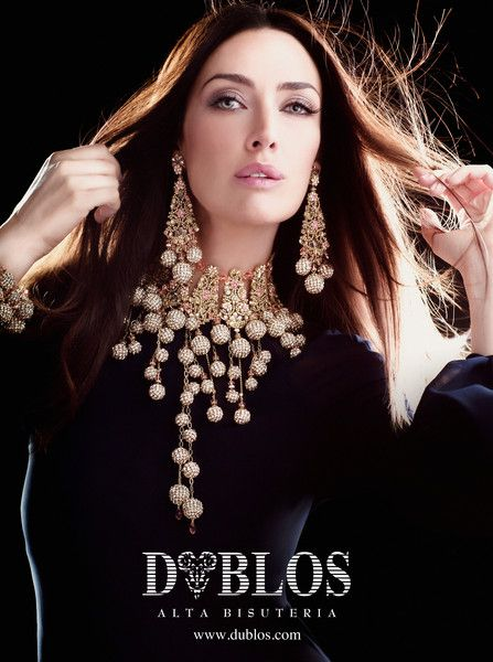 DUBLOS High Fashion Spanish Jewelry from Sevilla Spain that are