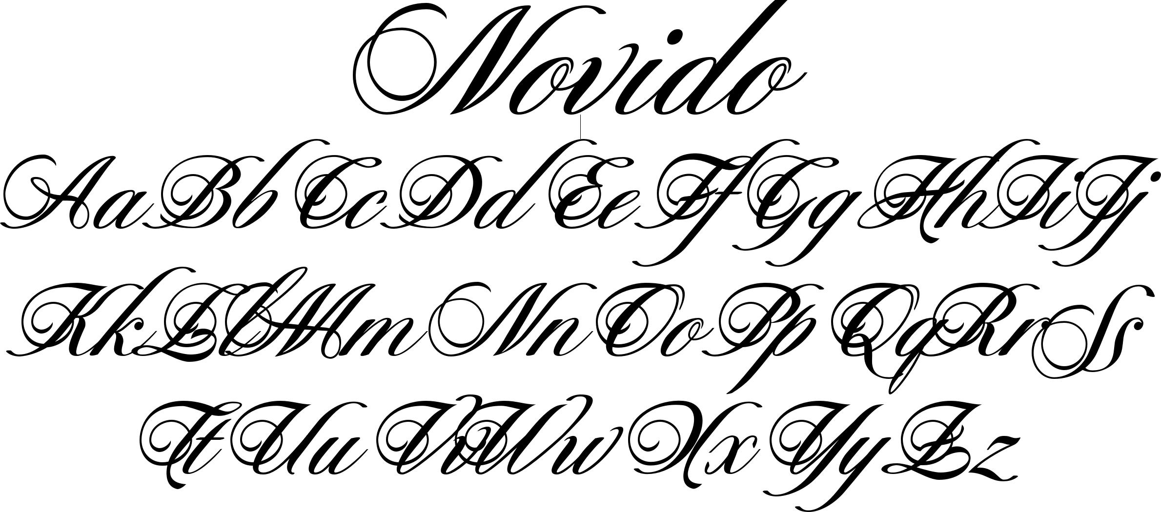 Novido Font