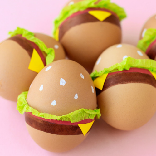 15 Super Cute Easter Egg Decorating Ideas For Kids | Easter Egg ...