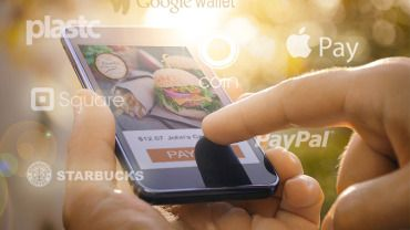 The scoop on mobile payments: are consumers ditching the plastic for digital?#mobile #payments #ApplePay #Starbucks #Square #PayPal
