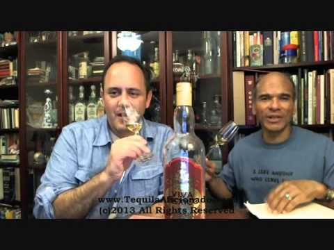 Sipping off the Cuff: Viva Mexico Anejo