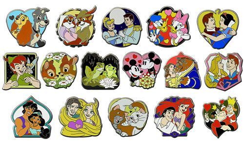 Couples mystery set - Want all princesses and Duchess with O'malley