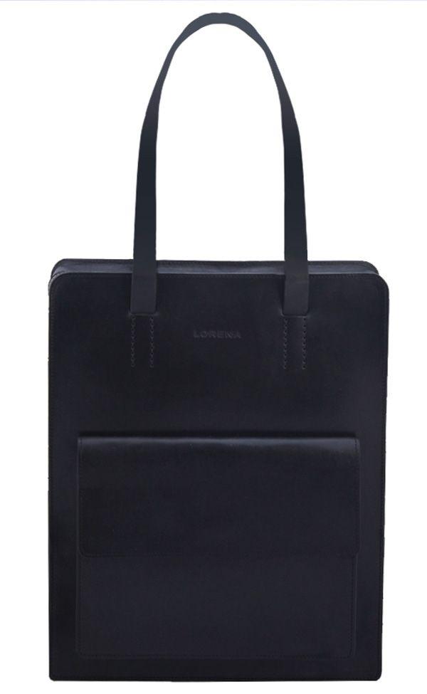 LORENA Monday Bag - Siyah