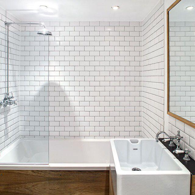 Old Fashioned Rectangle Bathroom Tiles Small Bathroom