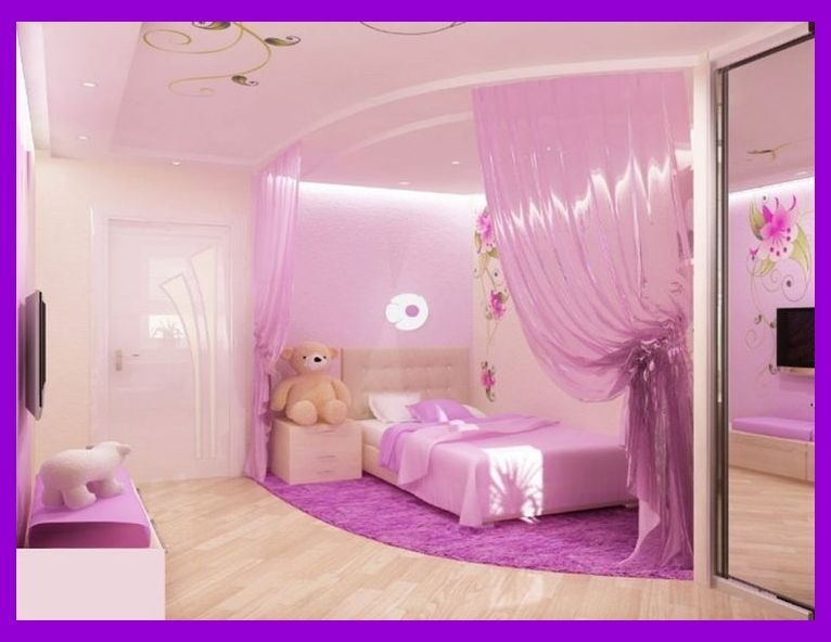 Pink Bedroom Decor Ideas Dyi Home Renovations Girly Bedroom Colors Bedroom Color Schemes Girly Bedroom