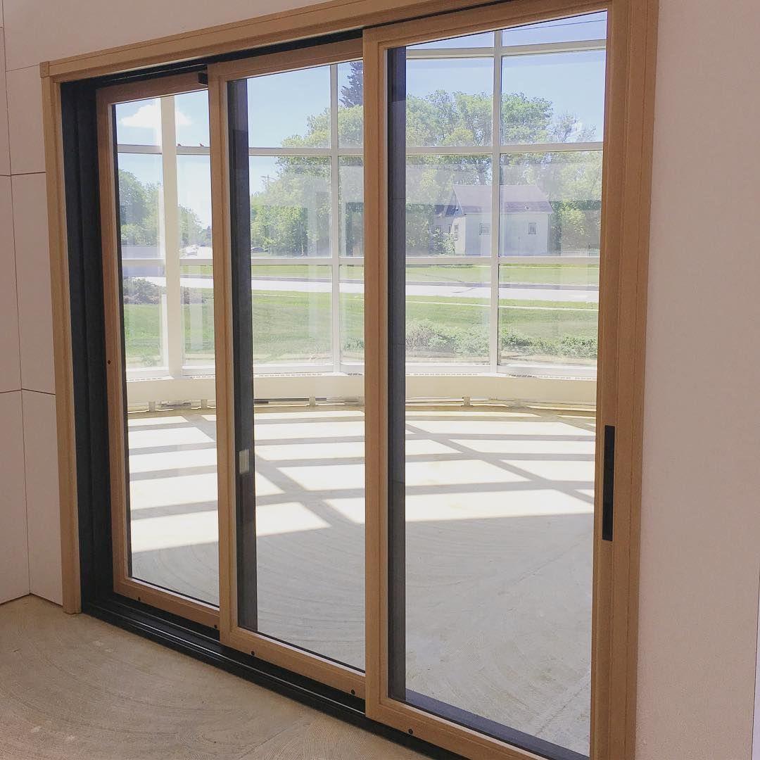 Loewen Windows And Doors On Instagram A Very Slim Multislide