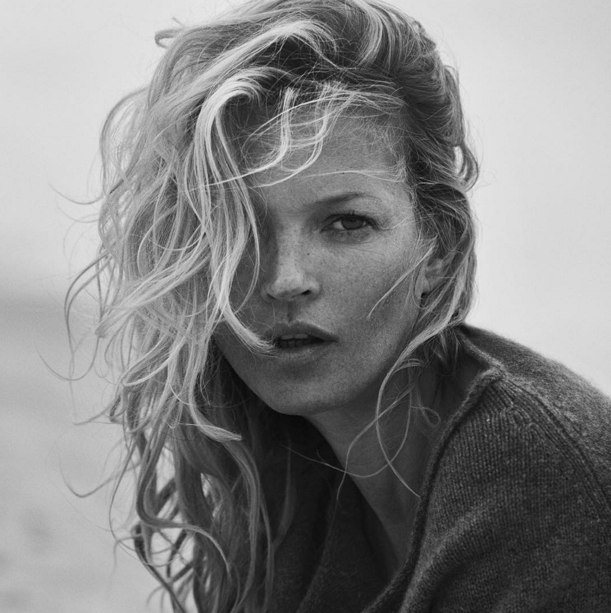 Kate Moss is the new face of Naked Cashmere | Kate Moss Universe