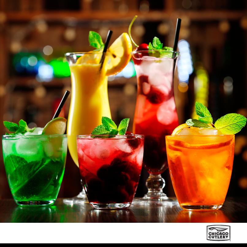 sorbetes de frutas sin alcohol