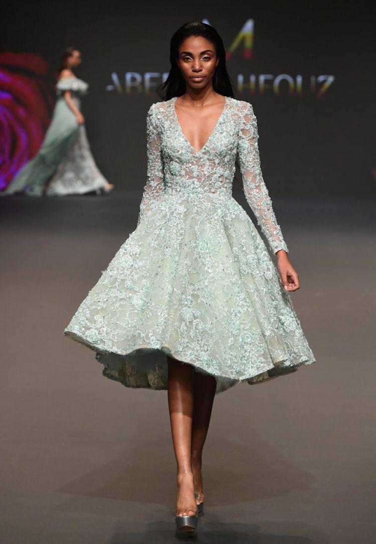 tendance mode 34 des plus belles robes soir e tendance 2018 mode style pinterest robes. Black Bedroom Furniture Sets. Home Design Ideas