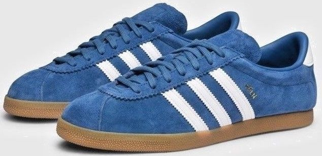 Adidas Originals Retro Vintage Koln 11 by9804 Dublín Estocolmo
