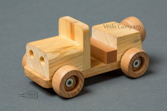 Marvelous Wooden Car Boy Christmas Gift Kids Toy Car Willys Mb Machost Co Dining Chair Design Ideas Machostcouk
