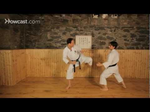 How to Do Multiple Strikes | Karate Lessons - YouTube