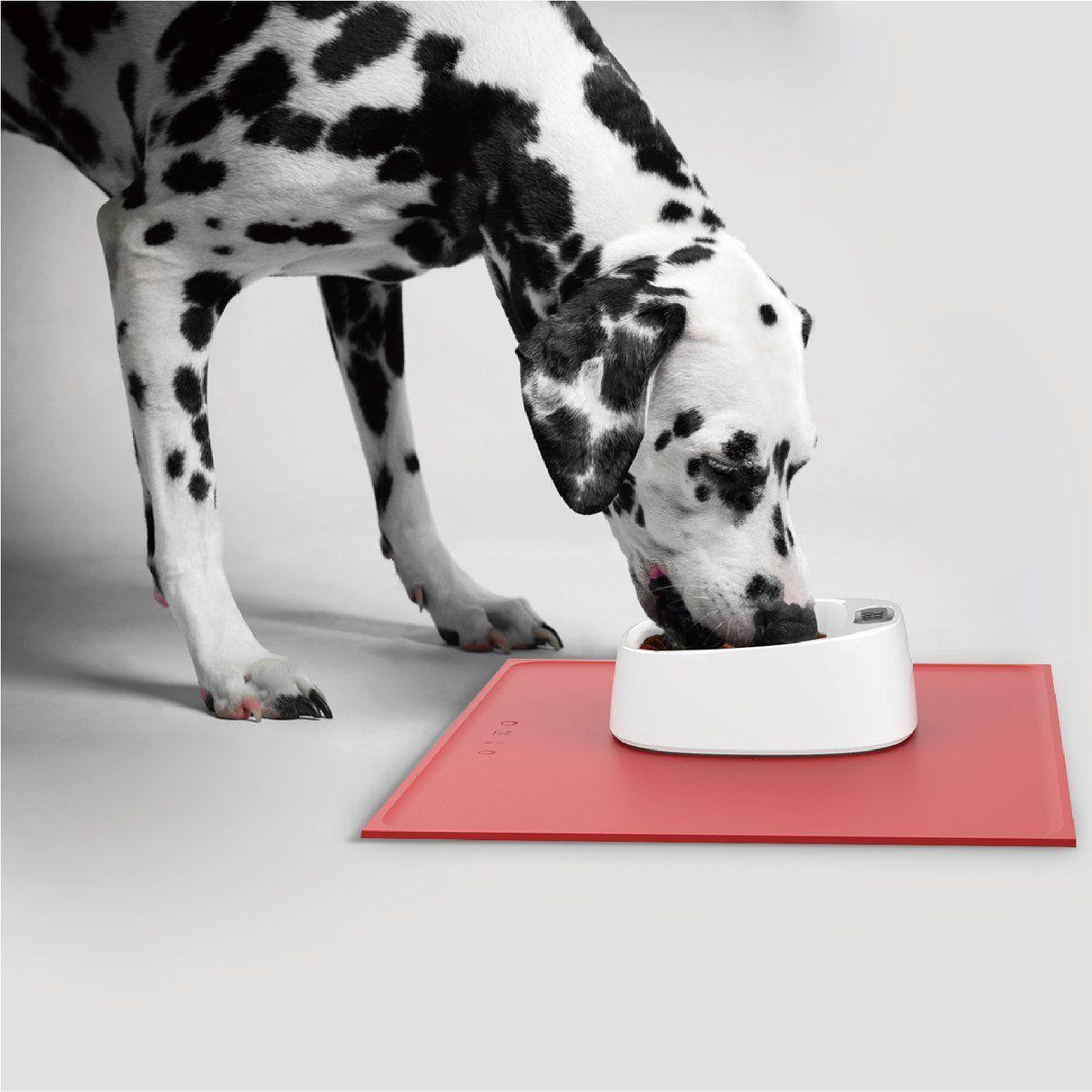 Petkit Dog Feeding Mat Waterproof Pet Food Mat Fda Grade Silicone