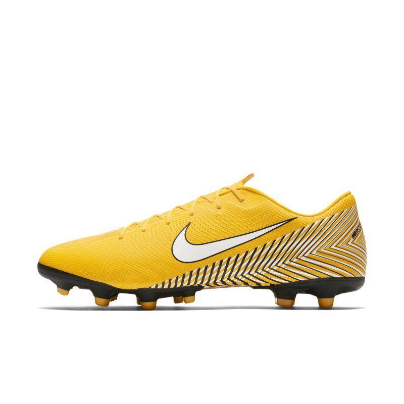 609017cd4 Nike Mercurial Vapor XII Academy Neymar Multi-Ground Football Boot - Yellow