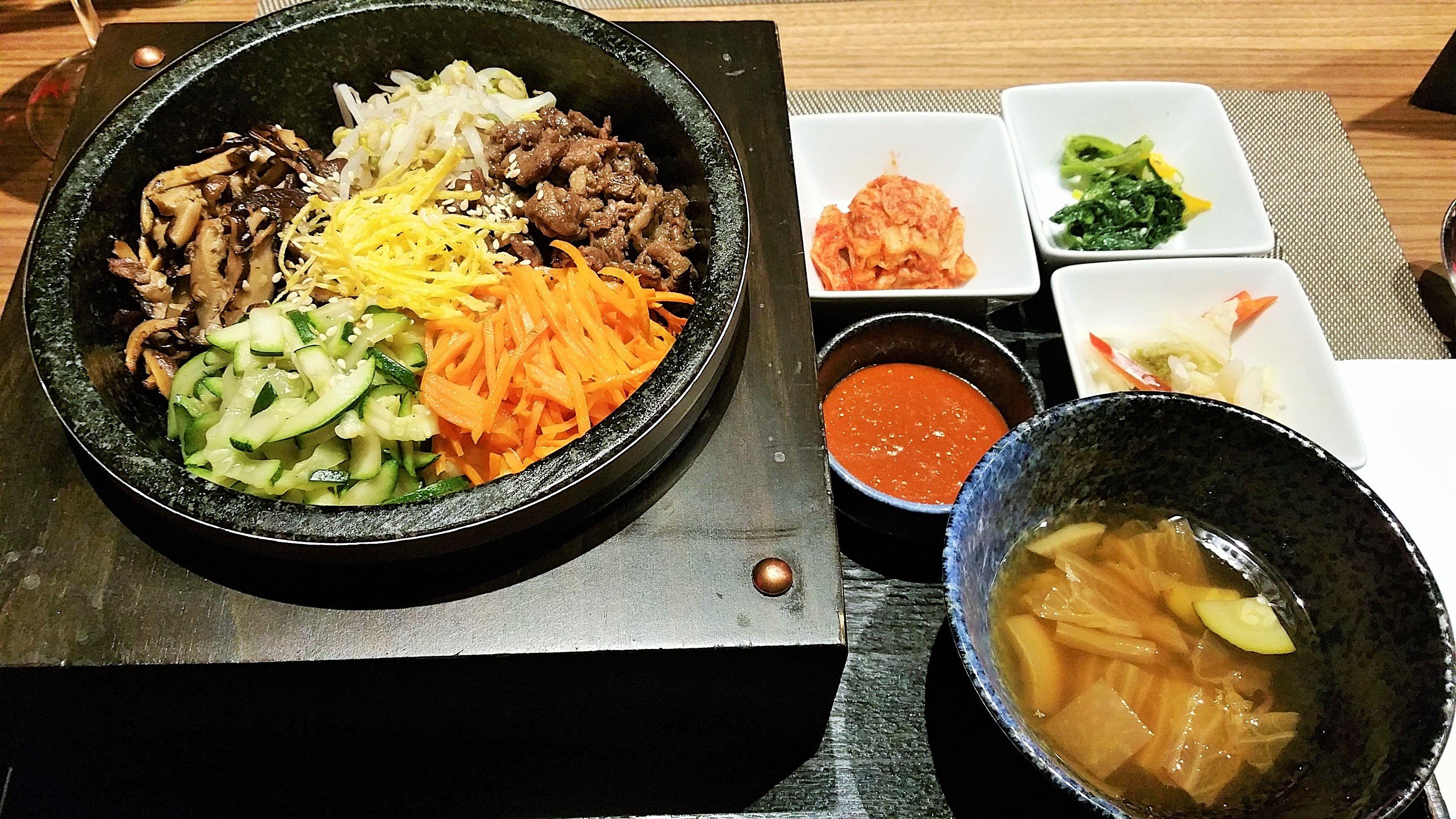 Yori Korean Dining Vienna Is Calling Korean Ethnic Recipes