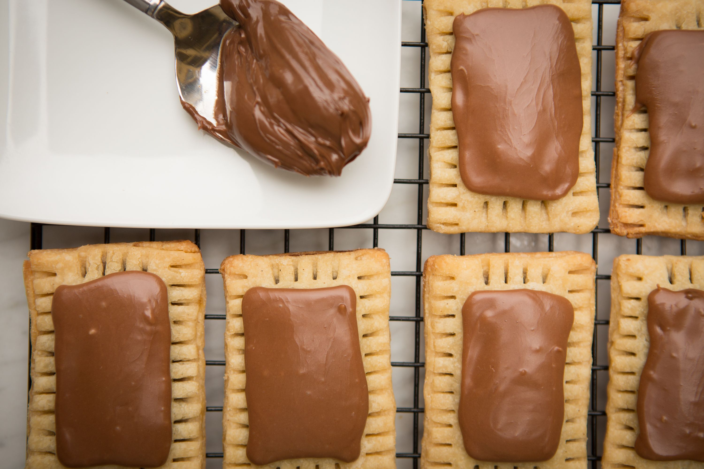 Glutenfree Nutella Pop! Tarts Gluten free bakery, Vegan