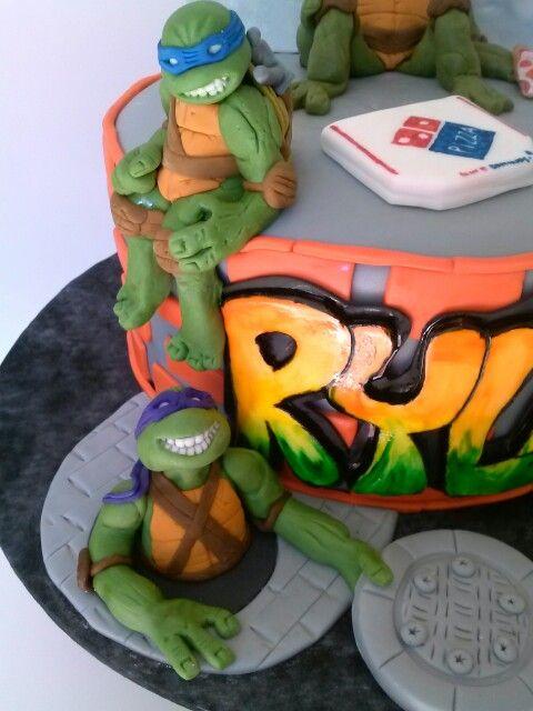 Tmnt Teenage Mutant Ninja Turtles Cake Www Facebook Com Alissascakes Ninja Turtle Cake Teenage Mutant Ninja Turtle Cake Tmnt Cake