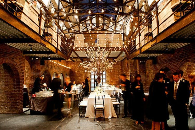 The Foundry Wedding by Photo Pink Nyc wedding venues