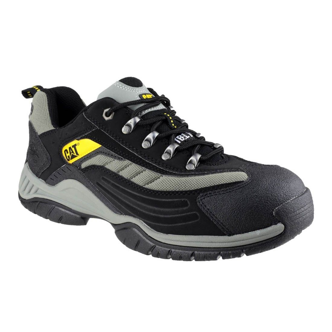 5e8eb325e40b Parade Jamma Black Premium Unisex Safety Trainers with VPS Comfort System