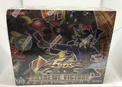 Extreme Victory Booster Pack 1st edition Yugioh EXVC